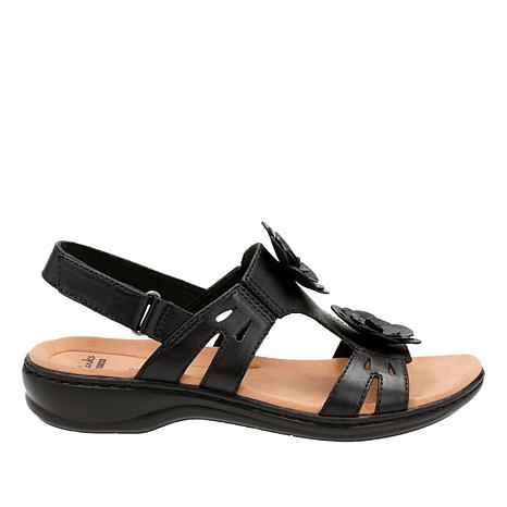 6f64864e2242 Clarks Leisa Claytin Lightweight Leather Sandal - 8791685