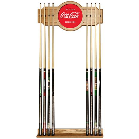 "Coca-Cola ""Delicious and Refreshing"" Cue Rack"
