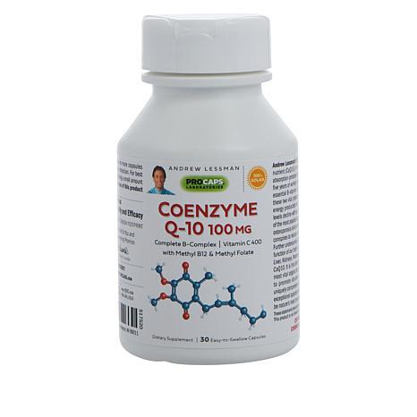 CoEnzyme Q-10 100 - 30 Capsules