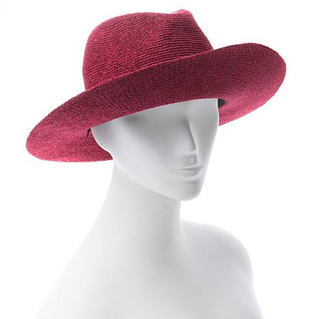 Collection 18 Chenille Panama Hat