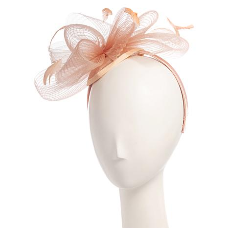 Collection 18 Swirl Fascinator Headband