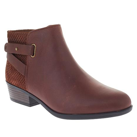 Collection by Clarks Addiy Gladys Leather Bootie