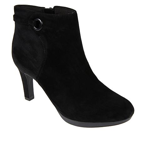 Collection by Clarks Adriel Mae Leather Dress Bootie