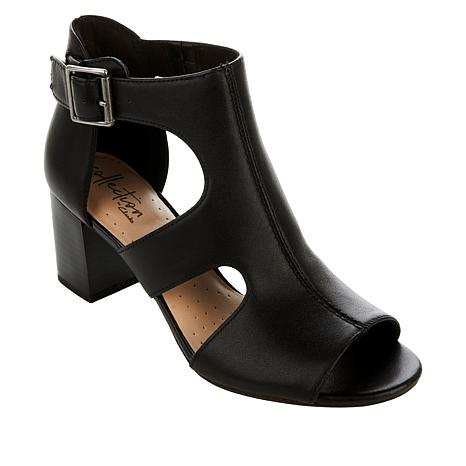 Collection by Clarks Deva Heidi Leather Dress Sandal