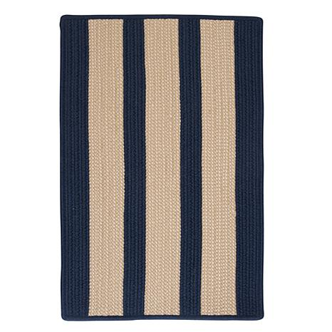 Colonial Mills Boat House 5' x 8' Rug - Navy