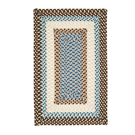 Colonial Mills Montego 2' x 3' Rug - Bright Brown