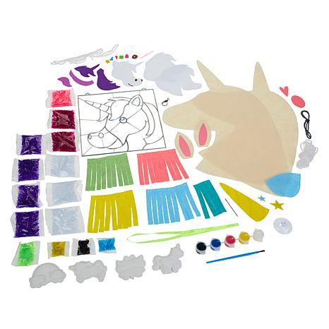 Colorbok Makit Unicorn Kids Craft Bundle