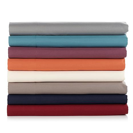 Concierge Collection Brushed Microfiber 4-piece Sheet Set