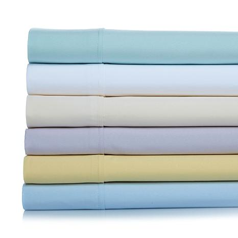 Concierge Collection Classic Pleated 6-piece Sheet Set