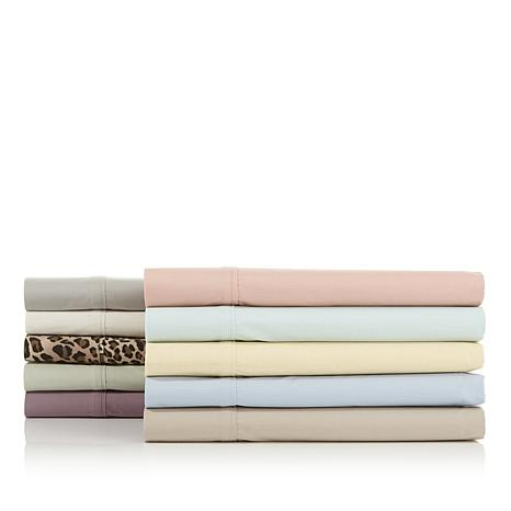 Concierge Collection Cotton-Rich Copper-Infused 4-piece Sheet Set