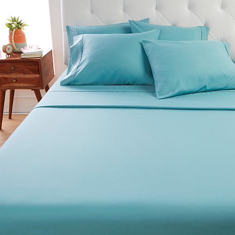 Concierge Collection Microfiber Sheets with Extra Pillowcase -Twin XL