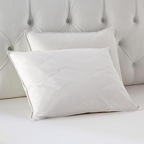 Concierge Collection Mini Feathers Pillow 2-pack ...