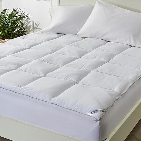 Concierge Collection Overfilled CoolMax® Mattress Topper