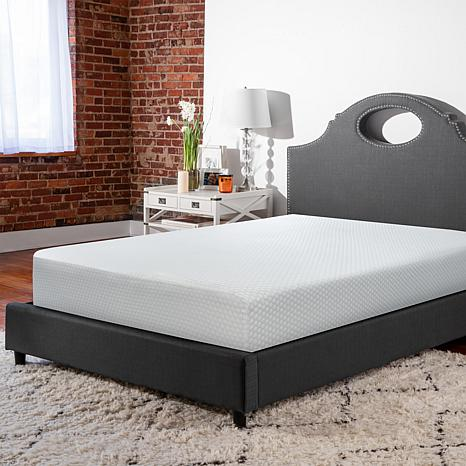 Concierge Rx 10 Cooling Memory Foam Mattress Queen 8460198 Hsn