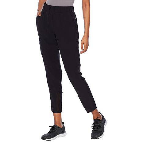 Copper Fit™ Woven Stretch Travel Pant with Zipper Pockets
