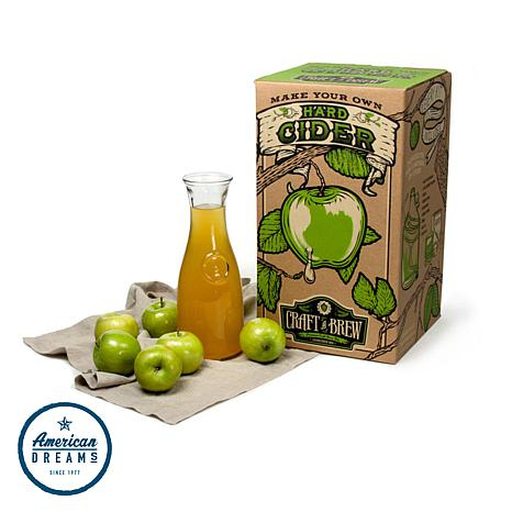 Craft-A-Brew All-In-One Hard Cider Brewing Kit