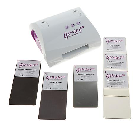 Crafter's Companion Gemini Go Portable Die Cutting & Embossing Machine
