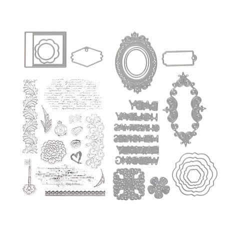 Crafter's Companion Precious Memories Accessories Set