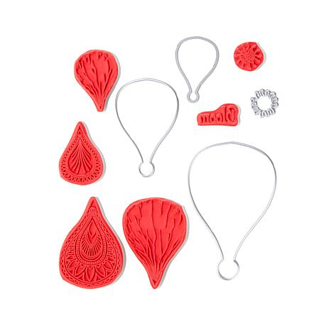 Crafter's Companion Sheena Balloon Petals Dies & Stamps