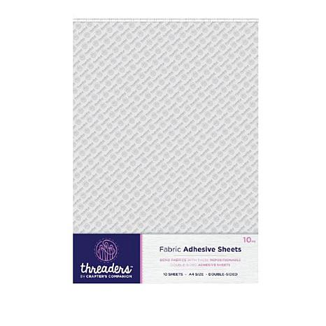 Crafter's Companion Threaders 10-pack Adhesive Sheets