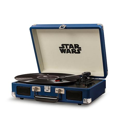 Crosley Cruiser Deluxe Star Wars Classic Turntable