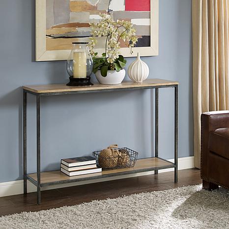 Crosley Furniture Brooke Console Table - Oak