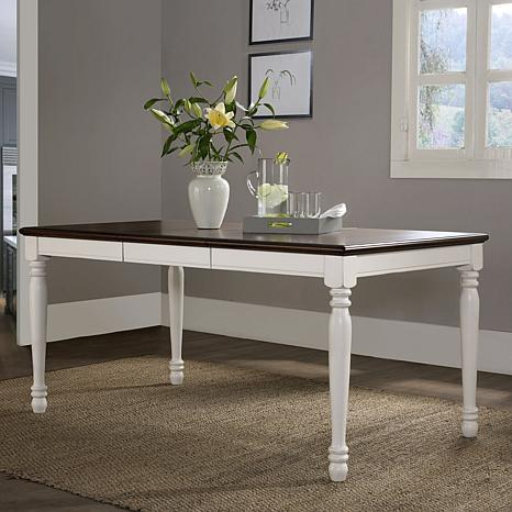 Crosley Furniture Shelby Dining Table - White