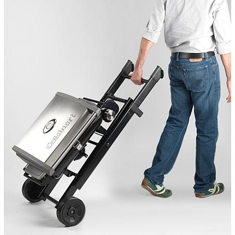 Cuisinart All Foods Roll Away Portable Gas Grill 7246409
