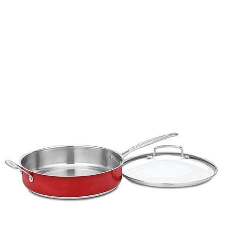 Cuisinart Chef's Classic 5-quart Sauté Pan with Lid