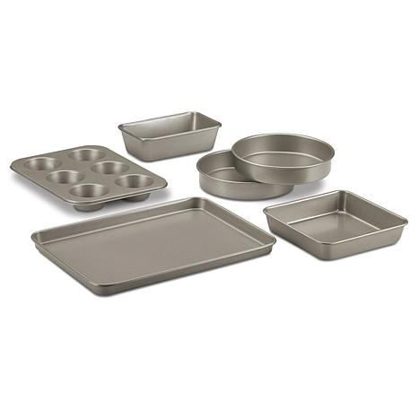 Cuisinart Chef's Classic 6-pc Bakeware Set - Champagne