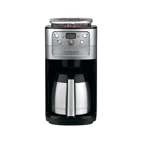 Cuisinart Grind-and-Brew Automatic Thermal Coffee Maker