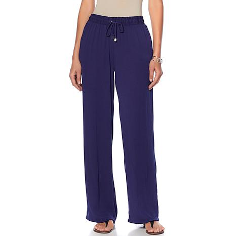 Curations Crinkle Gauze Pant
