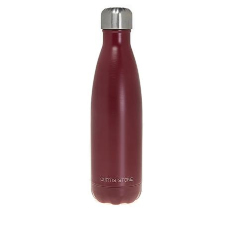 Curtis Stone 17 oz. Double-Wall Insulated Bottle