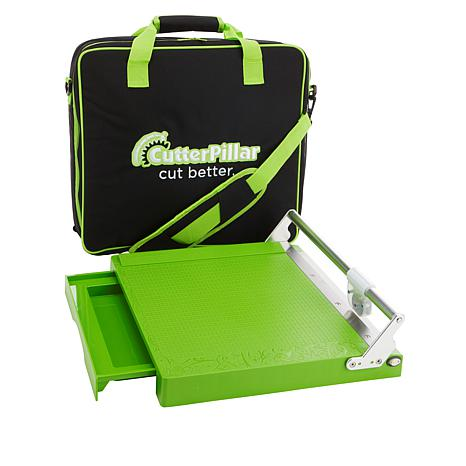 CutterPillar Pro Trimmer with LED Light and Tote Bag