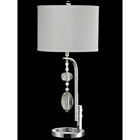 Dale Tiffany Ashland Crystal Table Lamp