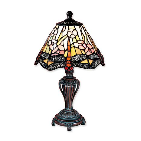 Dale Tiffany Dragonfly Accent Lamp