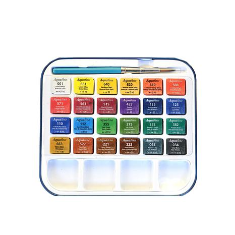Daler-Rowney Aquafine Box Sets - Set of 24
