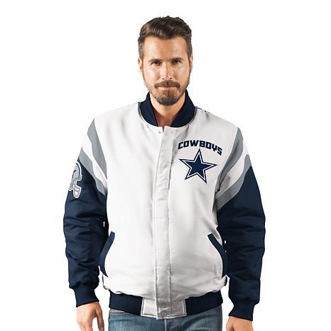 Dallas Cowboys Men's Commander Varsity Jacket