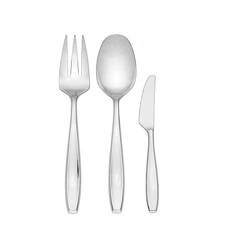 Dansk Classic Fjord II 3-piece Serving Flatware Set