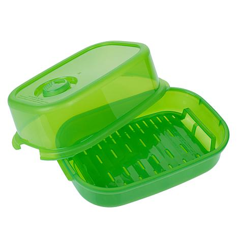 Debbie Meyer GreenBoxes™ Home Collection 3-piece Steamer Set