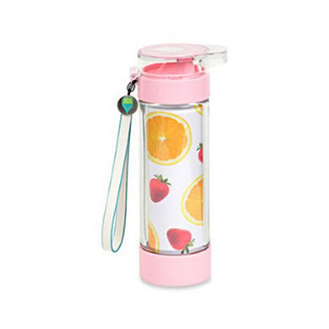 Define Lite Flavor-Infusing Water Bottle - Pink