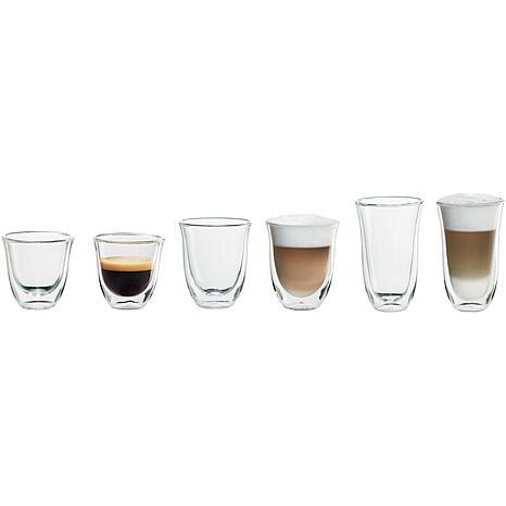 De'Longhi Fancy Glassware Collection