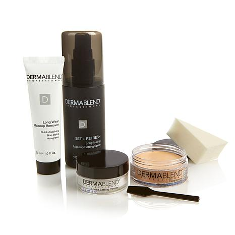 Dermablend Cover Creme Kit w/Spray - Sand Beige