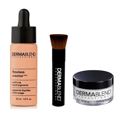 Dermablend Light 35W Cover & Set Makeup Kit