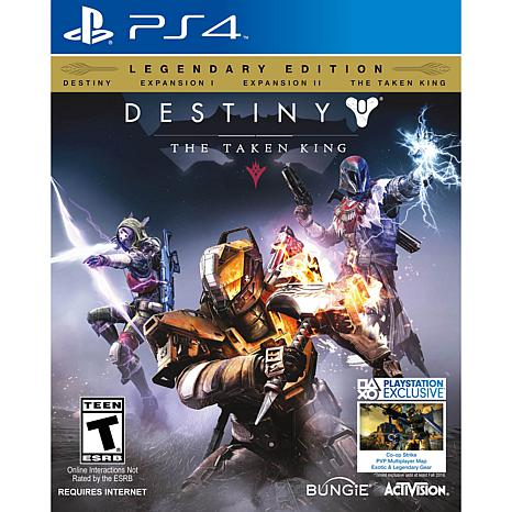 """Destiny: The Taken King"" Game - PlayStation 4"