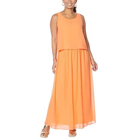 DG2 by Diane Gilman Easy Tank Maxi Dress