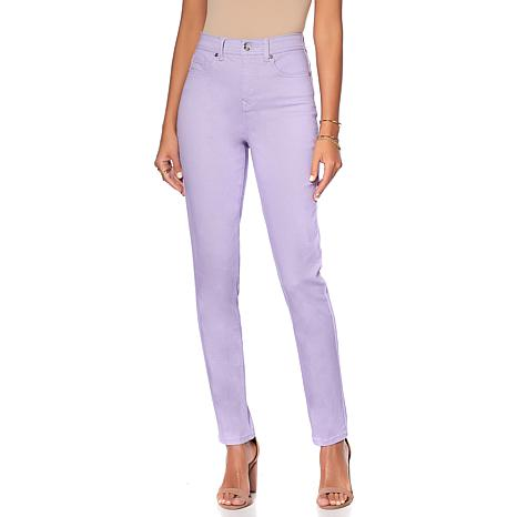 DG2 by Diane Gilman Virtual Stretch Shaper Skinny Jean - Fashion