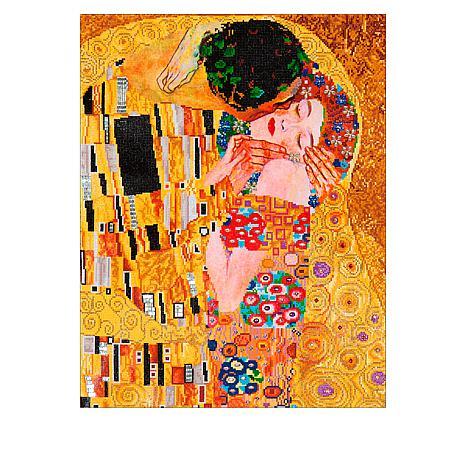 Diamond Dotz Diamond Embroidery Facet Art Kit - Klimpt's The Kiss