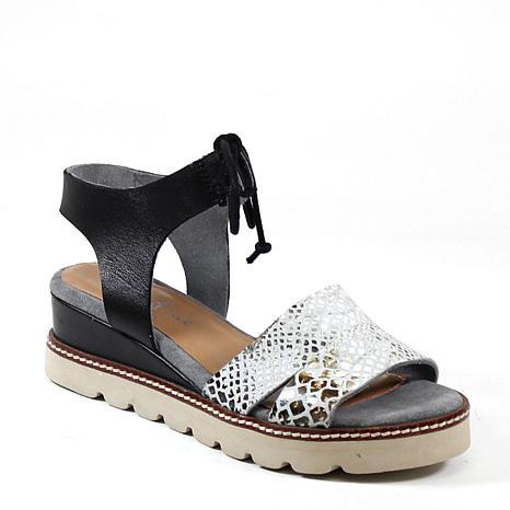 Diba True Left Blank Wedge Sandal