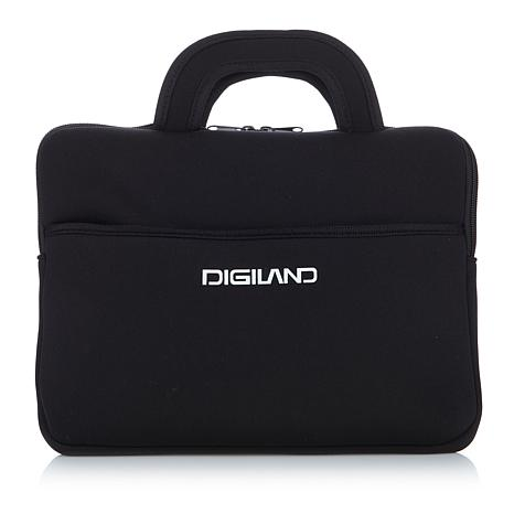 "DigiLand 10"" Portable DVD Player Carrying Case"